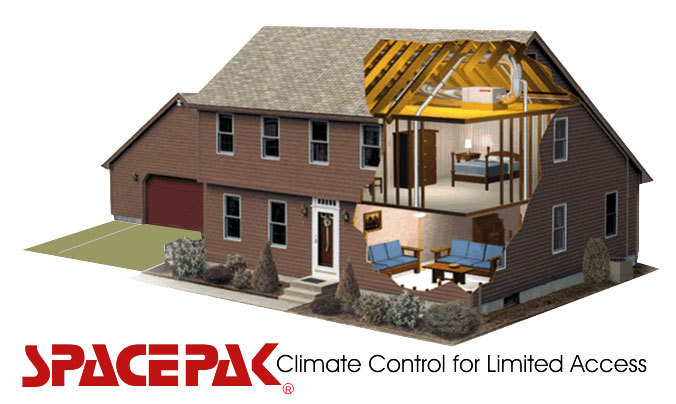 Air Conditioning Spacepak And Unico Systems