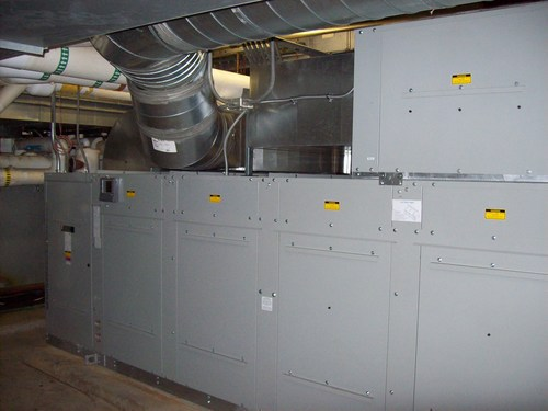 air conditioner furnace honeywell