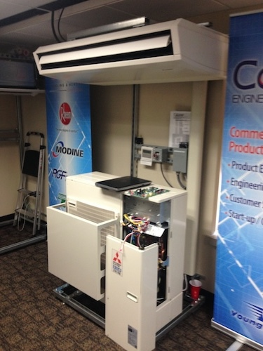 Mini Split Ann Arbor Cmr Mechanical Heating And Cooling