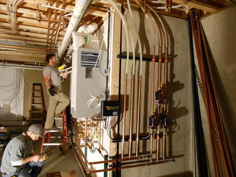 Commercial heating and cooling | CMR Mechanical