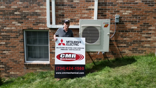 Ductless Air Conditioner Ann Arbor