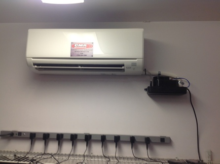 Mitsubishi Ductless Ann Arbor
