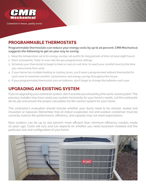 HVAC BUYING TIPS EVERYONE WANTS TO KNOW